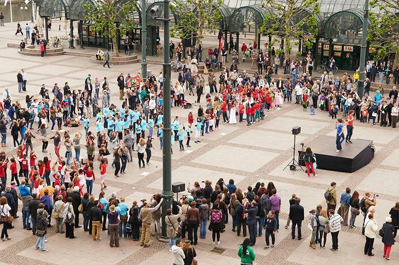 Rathausplatz2012