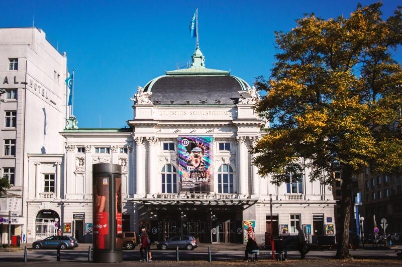 Deutsches Schauspielhaus ©Kerstin Schomburg