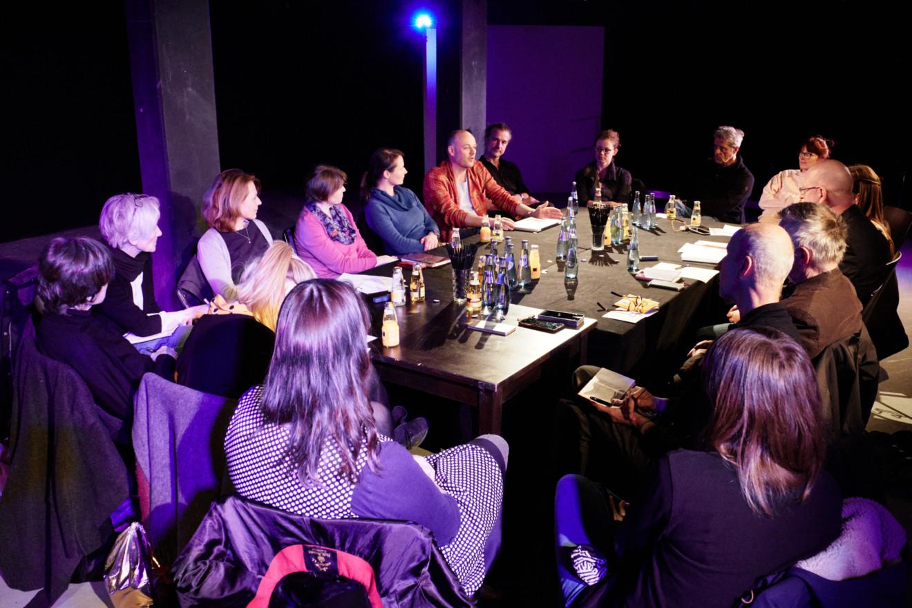 Runder Tisch Theaterpädagogik