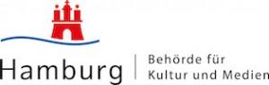 Logo Behörde Kultur und Medien