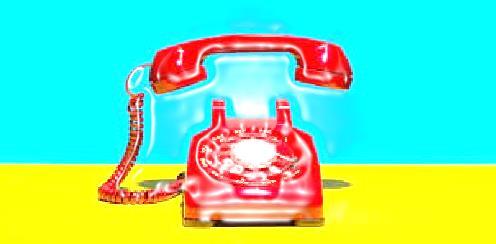 TUSCH AM TELEFON
