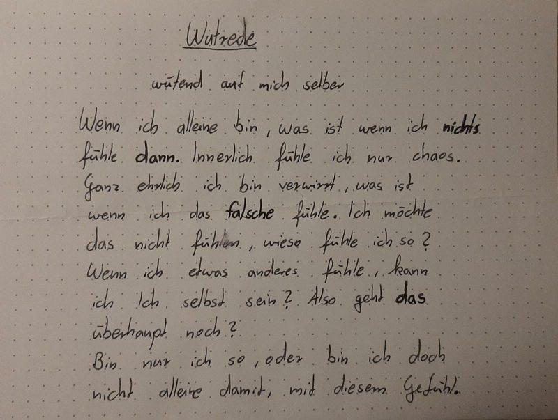 WUTREDE(N)